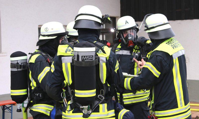 Feuerwehr Eignungsuntersuchung - Arbeitsmedizin MC