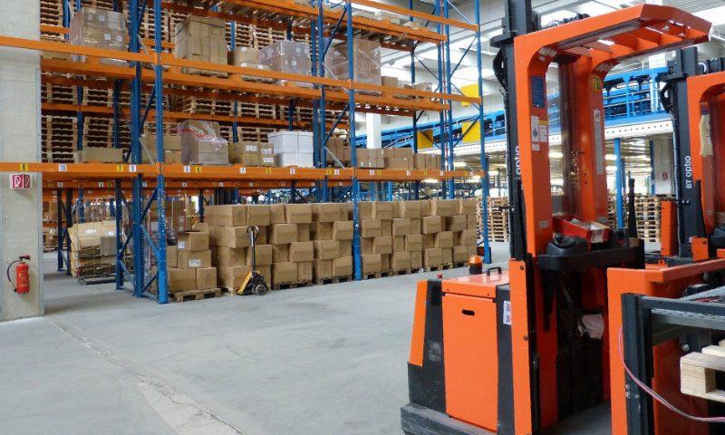 Logistik - Betriebsspezifische Betreuung - Arbeitsmedizin MC